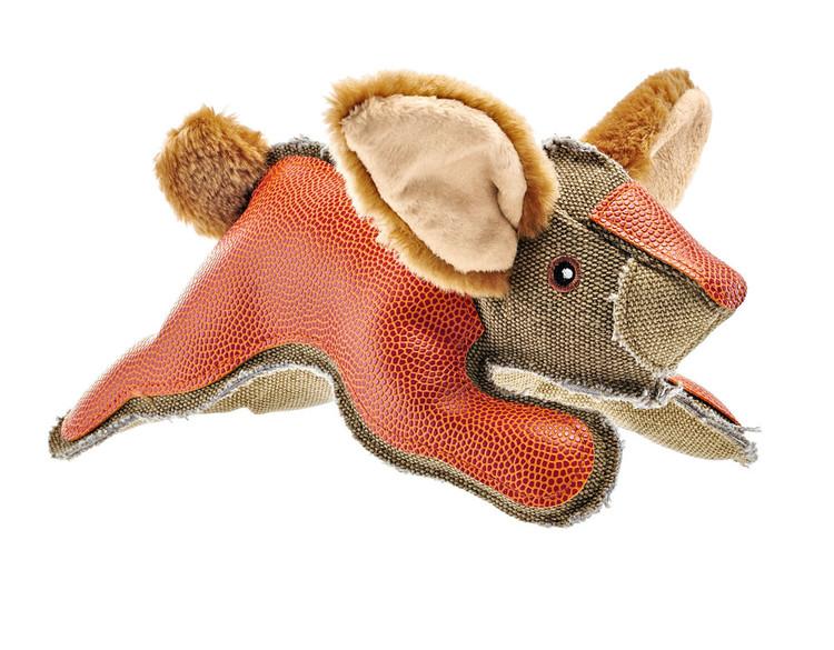 HUNTER Tough Tambo Hundleksak med pip Kanin