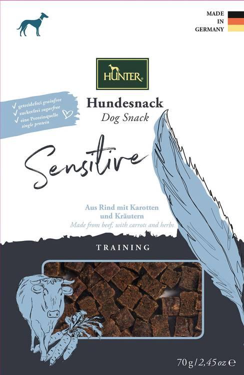HUNTER Training Sensitive Hundgodis