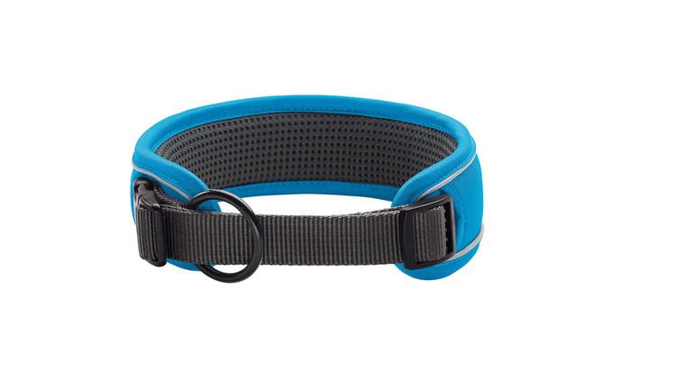 HUNTER Divo Halsband Ljusblå Extra Brett
