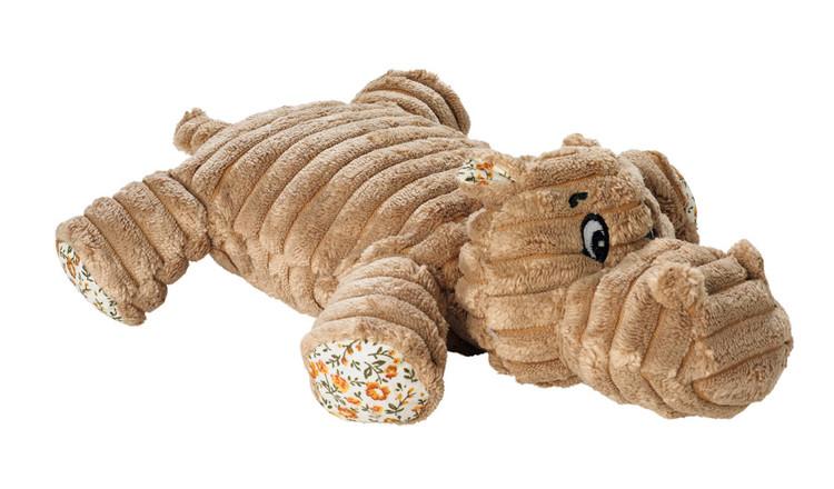 HUNTER Huggly Hundleksak Flodhäst