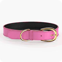 Swaggin Tails Halsband Rosa