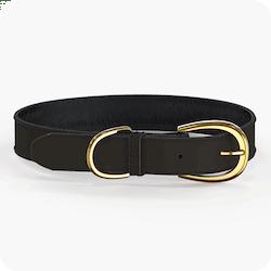 Swaggin Tails Halsband Svart