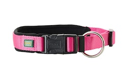 HUNTER Neopren Vario Plus Halsband Rosa