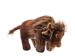 HUNTER Tough Kamerun hundleksak bison