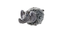 HUNTER Pori Hundleksak Grå Elefant
