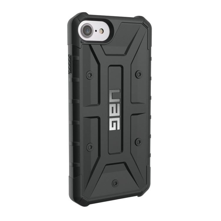 UAG iPhone 8/7/6S, Pathfinder Cover, svart