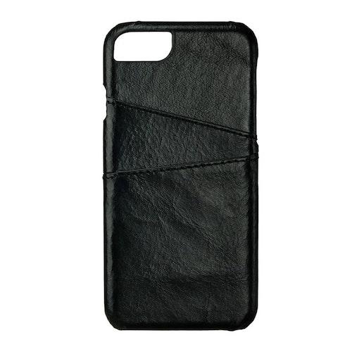 GEAR Mobilskal Onsala Skinn med Kortfack iPhone 6/7/8