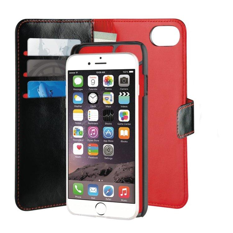 Puro iPhone 8/7/6S, Duetto Wallet Detach