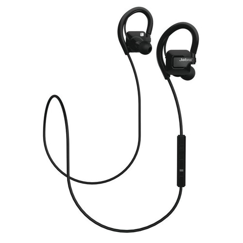 Jabra Step Wireless Stereo Bluetooth Headset, svarta hörlurar