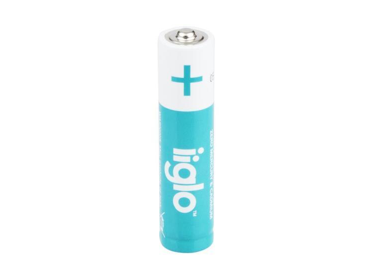 iiglo AAA Batteri 40 pstycken