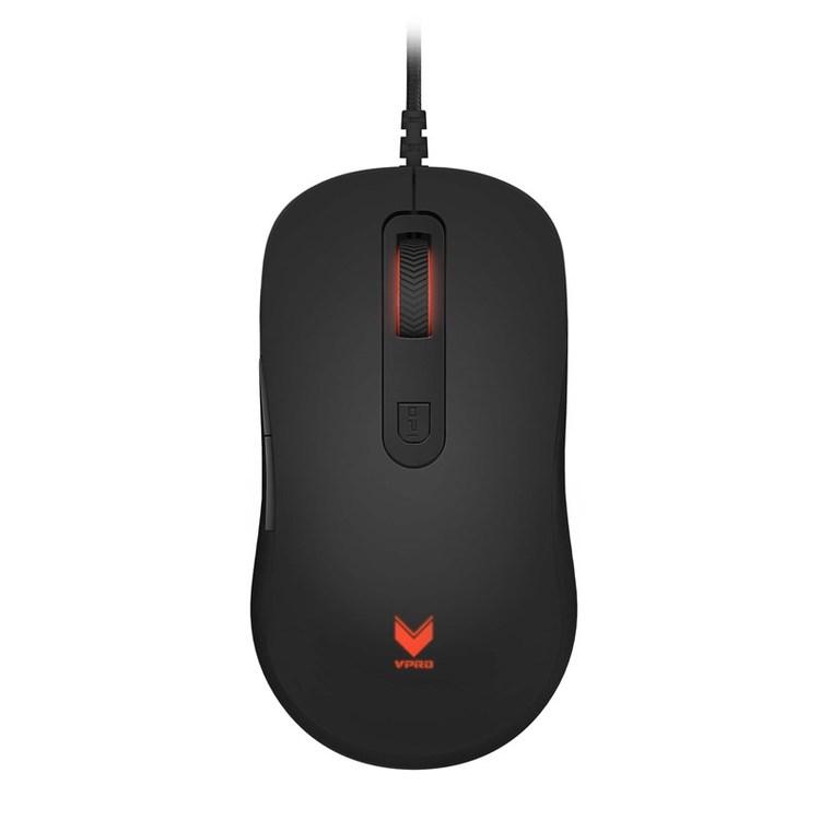 VPRO Mouse Gaming V16 Optisk Svart