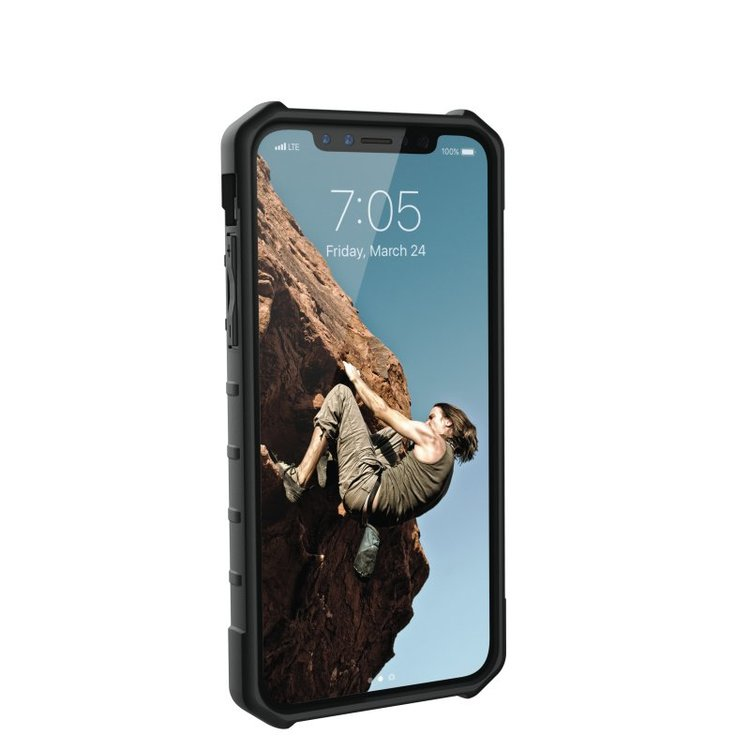 UAG iPhone X, Pathfinder Cover, Black
