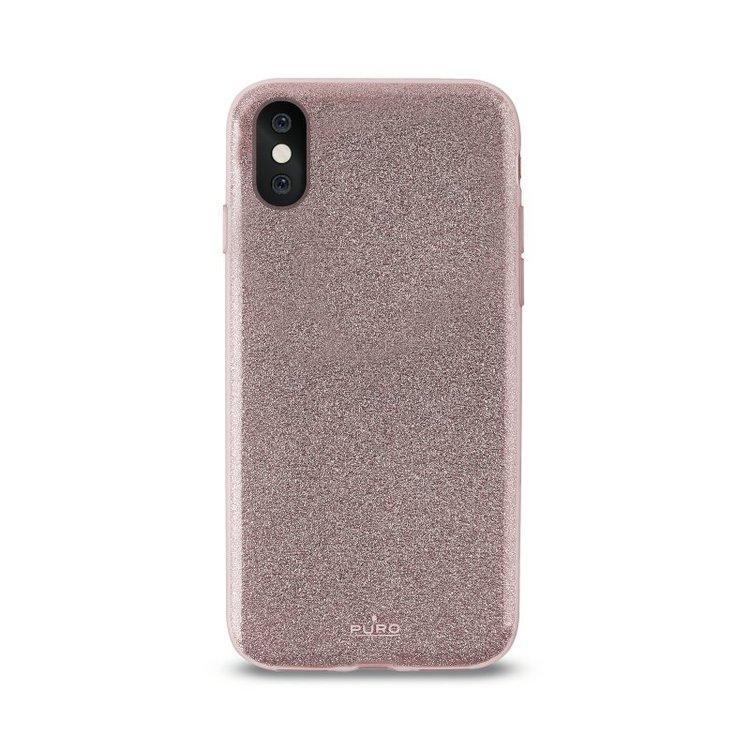Puro iPhone X, Shine Cover