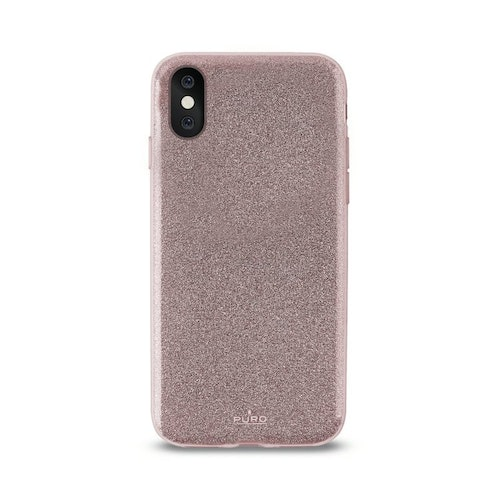 Puro iPhone X, Shine Cover