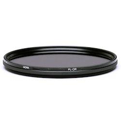 HOYA Filter Pol-Cir. Slim 58 mm