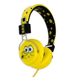 SVAMPBOB Hörlur Tween On-Ear Gul/Blå Goofy