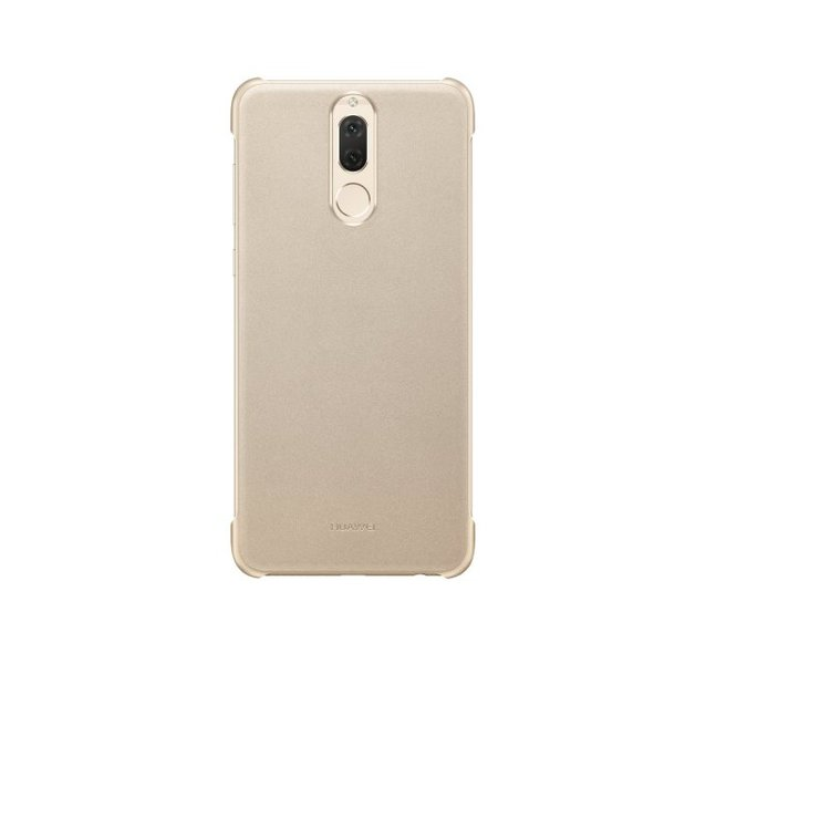 Huawei Mate 10 Lite, Eco Leather Cover, guld