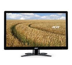 "Acer 24"" LED G246HLGbid 1920x1080, 2ms, 100m:1, VGA/DVI/HDMI"