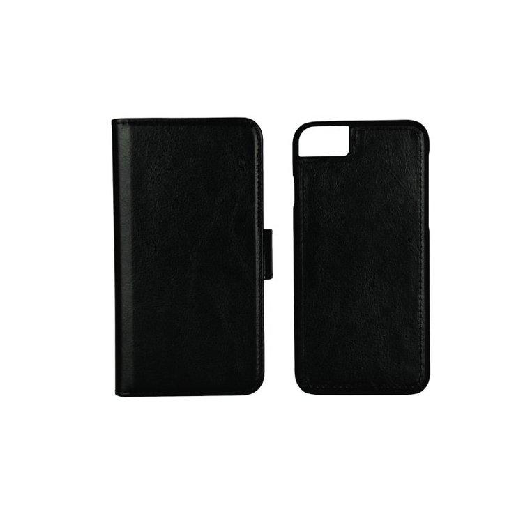 Essentials iPhone 7 6S 3 CC Detachable Wallet, svart