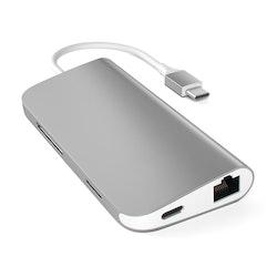 Satechi USB Type-C Multi-Port Adapter 4K Gigabit Ethernet