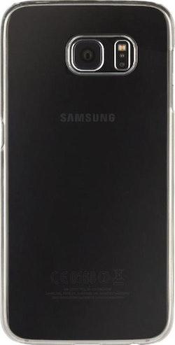 iDeal HardCover transparent - hårdplastskal för Samsung Galaxy S6 Edge
