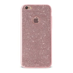 Puro iPhone 8/7 Plus, Shine Cover, rosaguld