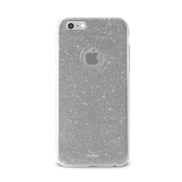 Puro iPhone 8/7/6/6S, Shine Cover