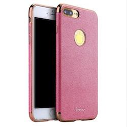IPAKY 3-dels skal till iPhone 7 - rosa
