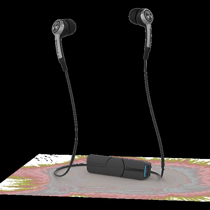 Ifrog audio plugz wireless earbud silver