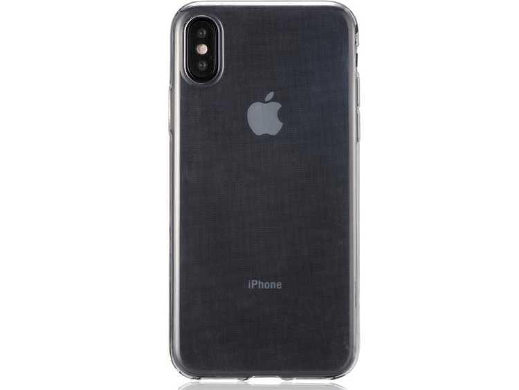 iiglo Ultraslim Case Transparent, till iPhone X
