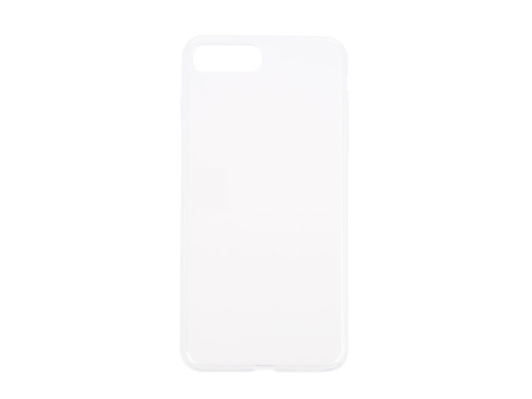 iiglo Ultraslim Case Transparent, till iPhone 8 Plus / 7 Plus