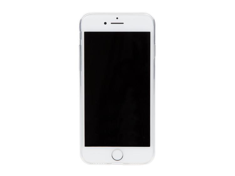 iiglo Ultraslim Case Transparent, till iPhone 8/7