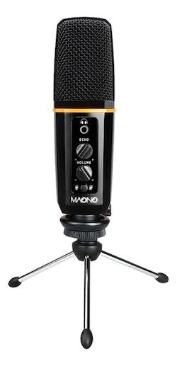 MAONO USB-mikrofon för podcasting och streaming