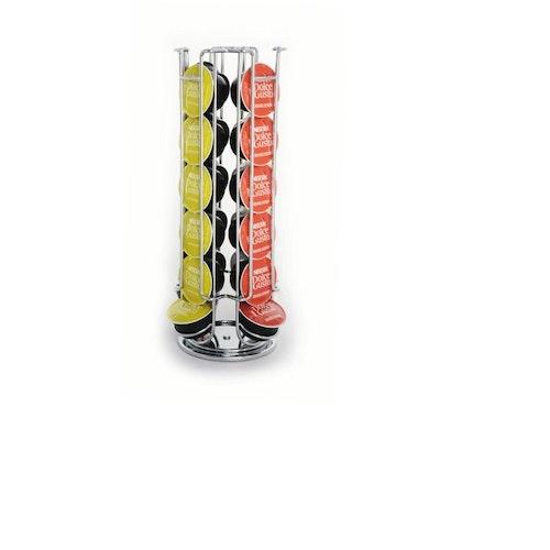 NQ White Goods CapStore Arabica - Dolce Gusto Capsule Holder 24 pcs w/ rot.