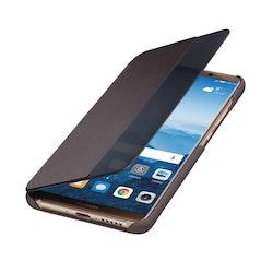 Huawei Mate 10 Pro, View Flip Cover, brun