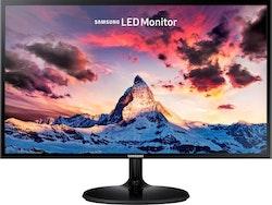 "Samsung 24"" LED S24F352H 1920x1080 PLS, 4ms, 1000:1, VGA/HDMI"