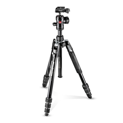 MANFROTTO Stativkit Befree Advanced Twist Alu Svart
