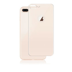 Panzer iPhone 8 Plus, Curved Silicate Glass Back, Gold