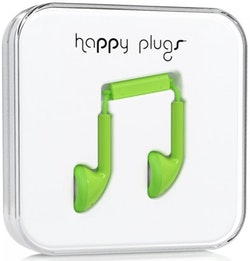 Happy Plugs Earbud grön