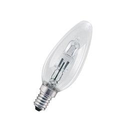 Osram Halogenljus E14 20W, 2 lampor