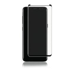 Panzer Samsung S9, Curved Glass, svart