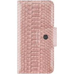 MARVELLE MAGNETO N301 ASH PINK REPTILE MAGNETIC FLIP CASE WALLET IPHONE 6/6S/7/8