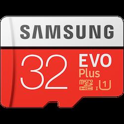 Memory Samsung Micro SDHC Evo Plus 32GB
