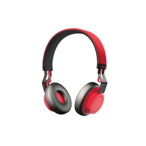 Jabra Move Wireless Stereo Bluetooth-headset, röd