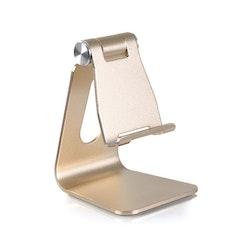 DESIRE2 Skrivbordsställ Enkelledad Mobil Guld
