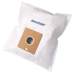 MENALUX Dammsugarpåsar 5100 Syntet 4-pack + filter