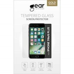 "GEAR Härdat Glas 5.5"" iPhone6/7/8 Plus"