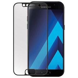 """GEAR Härdat Glas 3D 5"""" Samsung A5 (2017) Edge to Edge Clear"""