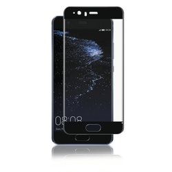 Panzer Huawei P10 Plus, Curved Glass, Black