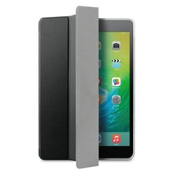 "Puro iPad 9.7"" 2017, Zeta Slim Plasma case, Svart"